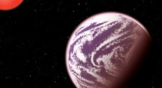 Astronomers discover a 'fluffy' planet