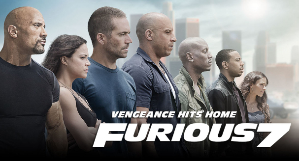 Vin Diesel thinks 'Furious 7' will win Best Picture