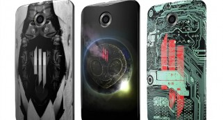 Skrillex, Google release wacky smartphone case that beams images from space