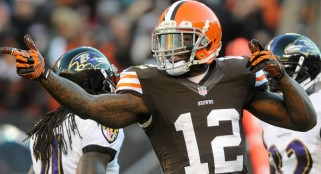 Browns' Josh Gordon faces one year NFL suspension