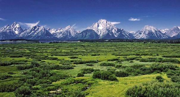 'Vital Signs' 2013 report covers both cultural and natural resources for Grand Teton National Park
