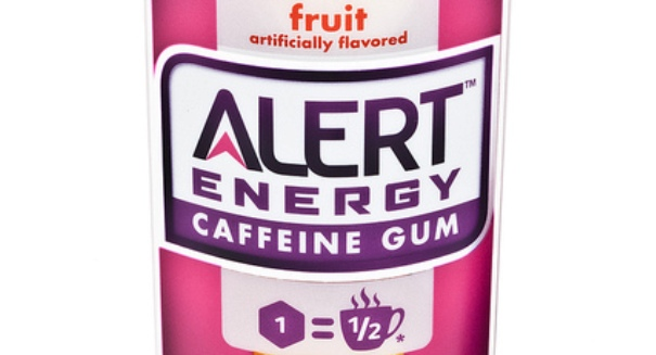 Wrigley halts production of caffeine gum; FDA to investigate safety of added caffeine
