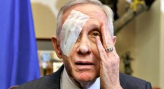 Senate Shocker: Harry Reid is stepping down, picks Schumer to replace him