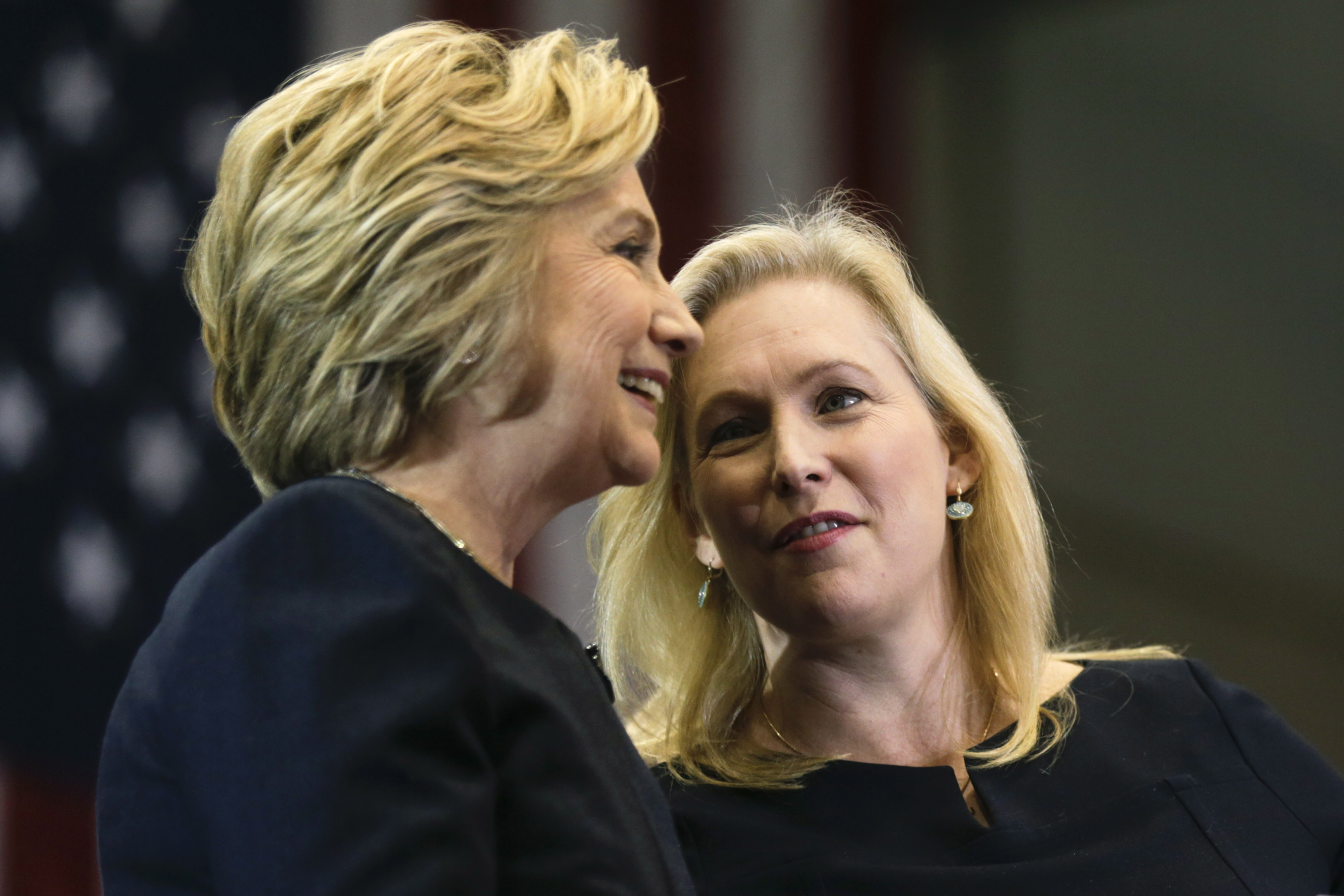 "Is Clinton's Political Heir, Kirsten Gillibrand, Just ""Hillary Lite""?"