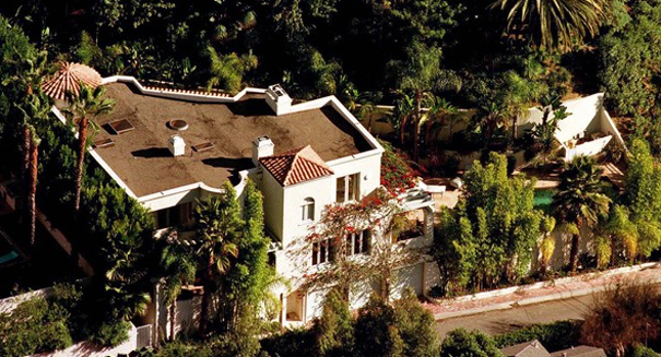 The 14 best celebrity homes on Earth