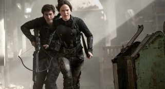Hunger Games: Mockingjay continues to dominate on a slow box office weekend