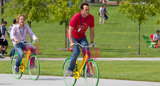 Larry Page on Google partnering with 'The Internship': 'We're the nerdy curmudgeons'