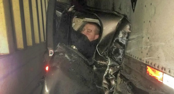 Oregon Car Crash Miracle