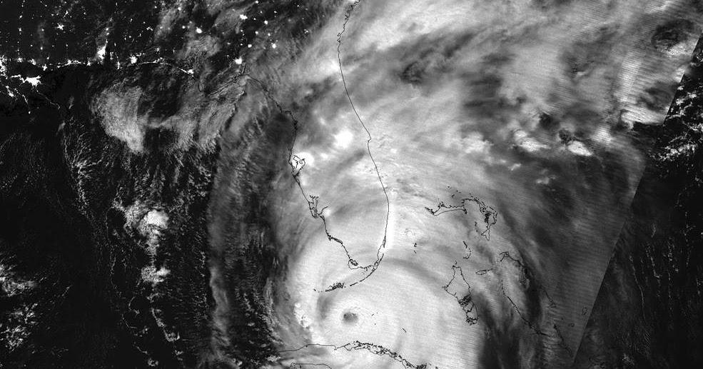 Thank You, Irma.