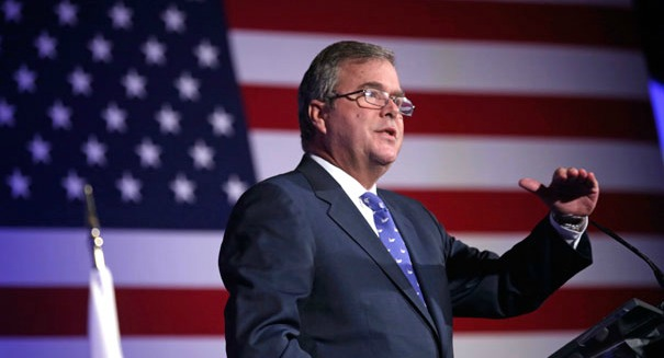Jeb Bush's fundraising is obliterating other 2016 GOP candidates: report