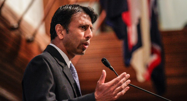 Jindal blasts GOP for being 'fearful' of repealing Obamacare