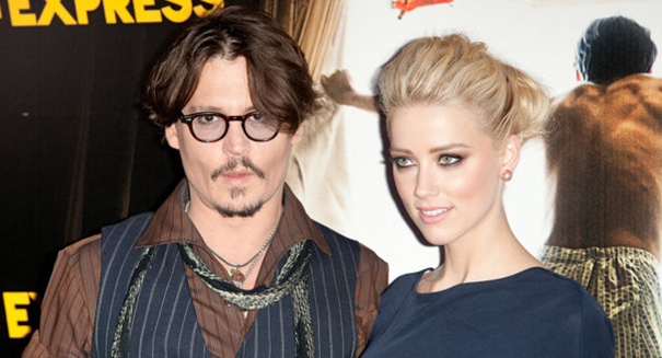 Johnny Depp pops question to Amber Heard, she says 'yes'
