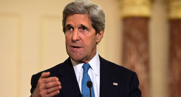 John Kerry downplays possibility of Syrian rebel blowback