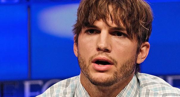 Report: Ashton Kutcher files for divorce from Demi Moore