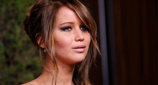Jennifer Lawrence makes the decision to pose naked for