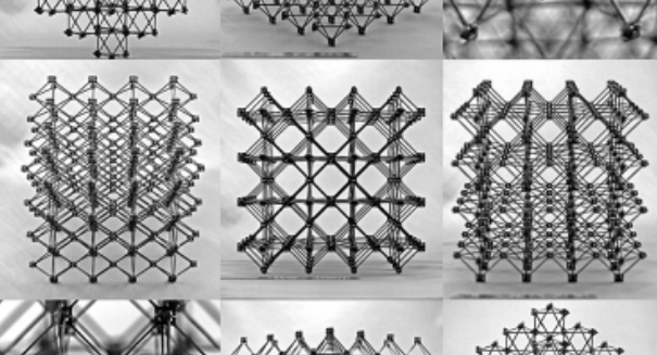 Researchers invent a new approach to assembling big structures out of LEGO-like blocks