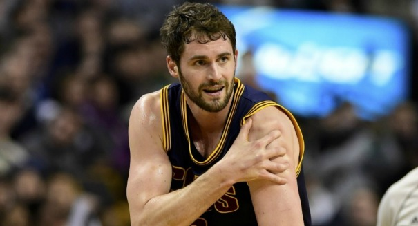 Uh-oh: Kevin Love is done for the playoffs; what will Lebron and the Cleveland Cavaliers do?