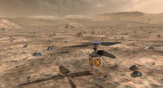 NASA plans to use drones as 'scouts' for Mars Rover