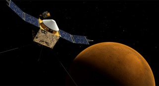 Newest Mars probe already sending back valuable data