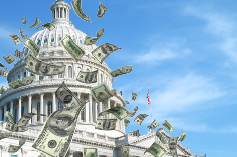 "The Citizens United ""Scare.""  Who Really Benefits?  So Far, Democrats Mainly."