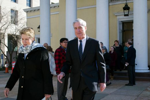 The Mueller Report: We All See What We Wanted to See