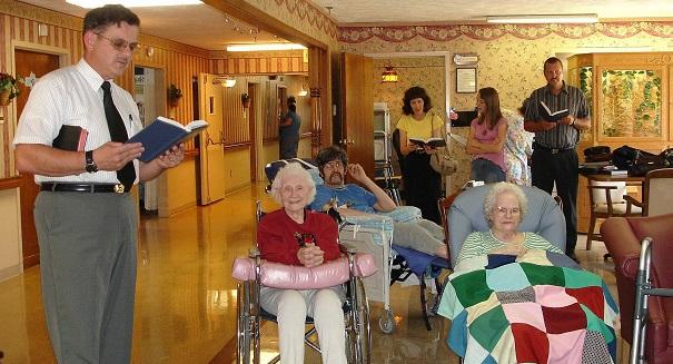 Nursing homes receive no punishment while overdosing patients
