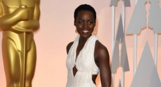 Lupita Nyong'o's $150,000 pearl Oscars dress has been stolen