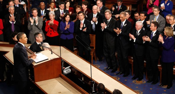 Nation eagerly awaits Obama's State of the Union address