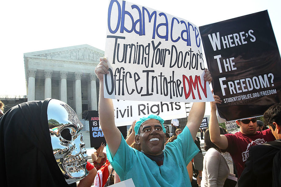 Too big to fail, should Republicans allow Obamacare to implode?