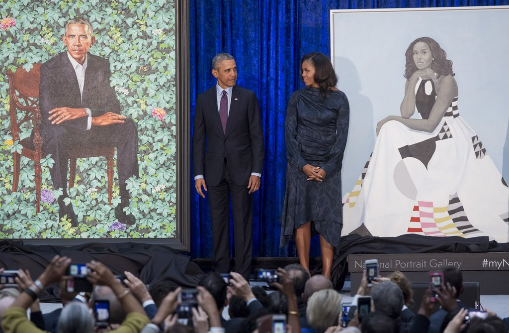 The New Obama Portraits Are Hardly Cause for Controversy