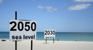 Sea levels rise to their highest point in 6,000 years