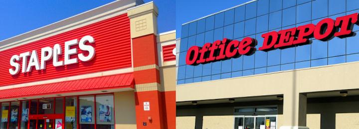 FTC blocks designed $6.3 billion merger between Staples and Office Depot