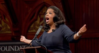 Oprah Winfrey selling her possessions