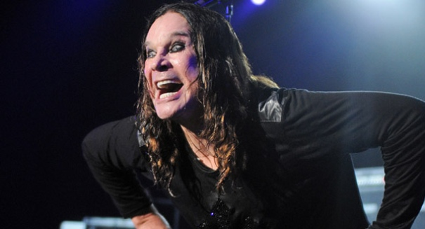 Report: Ozzy Osbourne injured in house fire