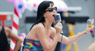 Katy Perry promises sharks, lions and other special guests for Super Bowl halftime show