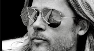Brad Pitt: I have 'few friends' but couldn't be happier
