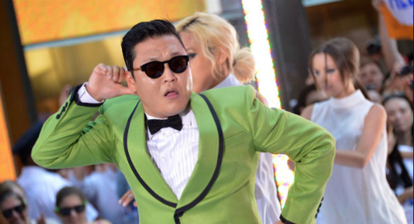 Psy bumped off top of South Korean charts by 63-year-old pop star