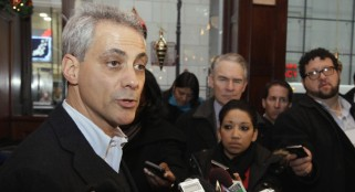 Rahm Emanuel fights for his political life in Chicago�s upcoming mayoral runoff