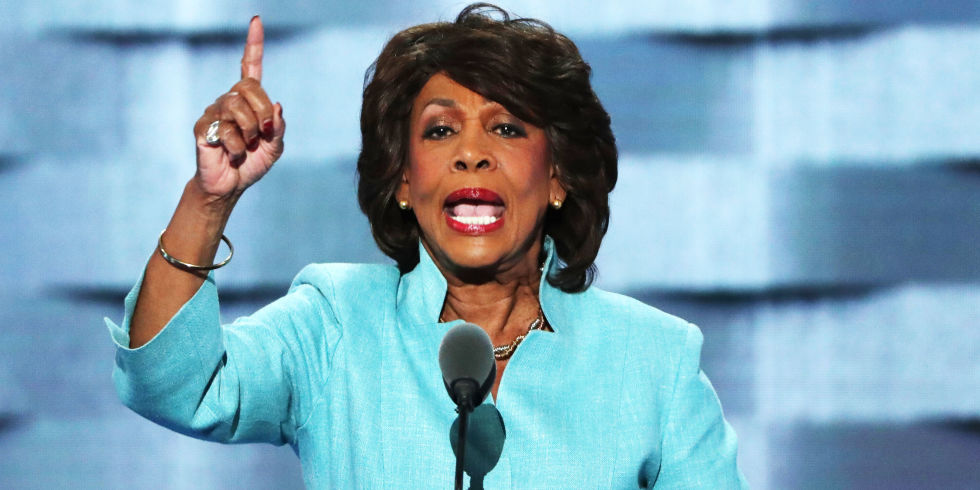Maxine Waters 'Reclaiming my time' is a new feminist anthem