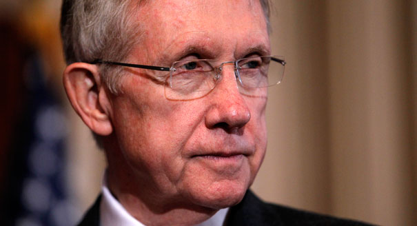 Harry Reid: We're happy to have the 'National Mets' here in Washington