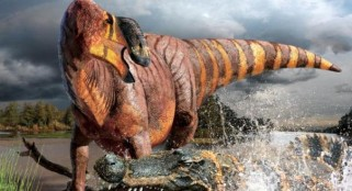 New 'Rhinorex' dinosaur discovered