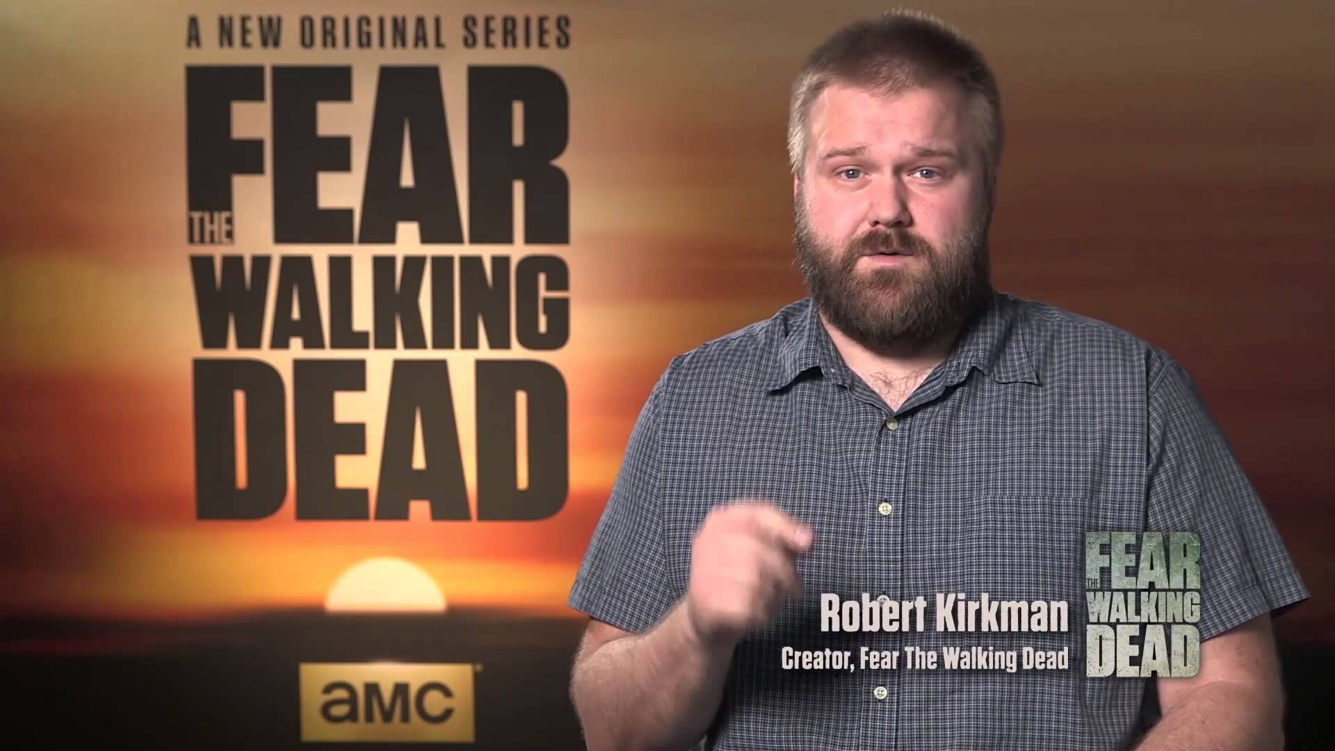 'Fear the Walking Dead's' Robert Kirkman 'ramps up the action' in Season Two