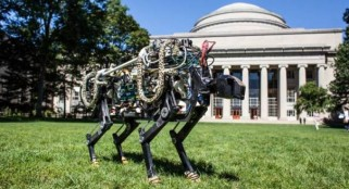 MIT designs robotic cheetah