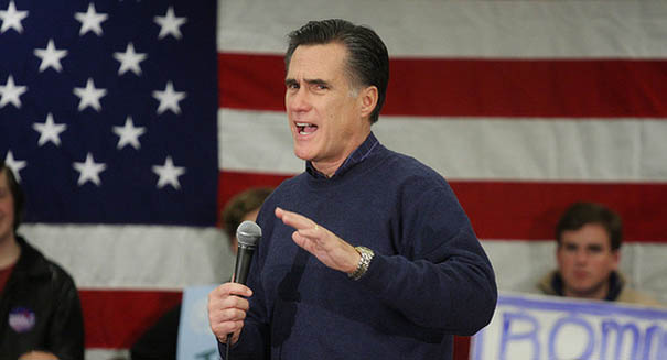 Was the Romney voting app hacked on Election Day? [update]