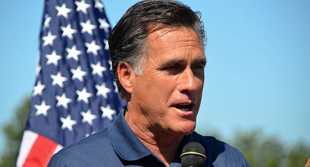Post-campaign: Mitt Romney pumps his own gas, watches Twilight, and heads to Disneyland