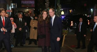 A royal invasion: Prince William and the Duchess of Cambridge visit the U.S.