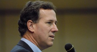 Rick Santorum calls Obamacare his 'apartheid'