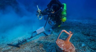 New discoveries uncovered in ancient shipwreck outside southern Greece