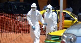 Panic in Ebola-stricken Sierra Leone as police fire tear gas on crowd during lockdown