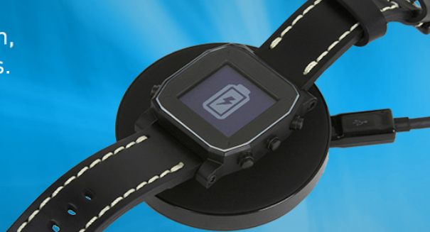 Agent smartwatch surpasses $100k Kickstarter goal in just one day